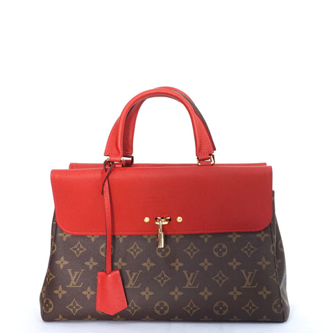 Louis Vuitton Monogram Canvas Venus Series Cherry Red GHW