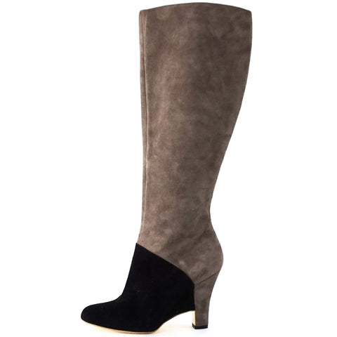 Salvatore Ferragamo Knee Length Boots 6D