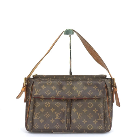 Louis Vuitton Monogram Vita Cite GM Bag