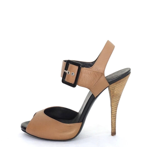 Pierre Hardy Brown Sandals 38.5