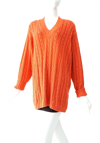 Escada Sport Sweater Orange size L