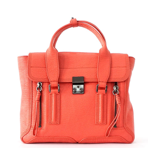 3.1 Phillip Lim Coral Medium Pashli