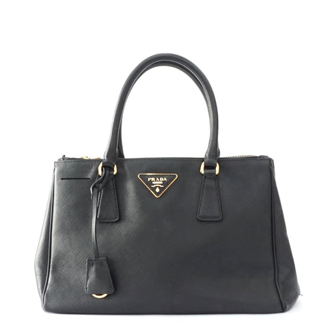 Prada Black Saffiano Small Bag