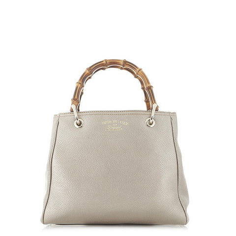 Gucci Bamboo Mini Shopper