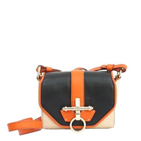 Givenchy Obsedia Coney Tricolour Crossbody Bag