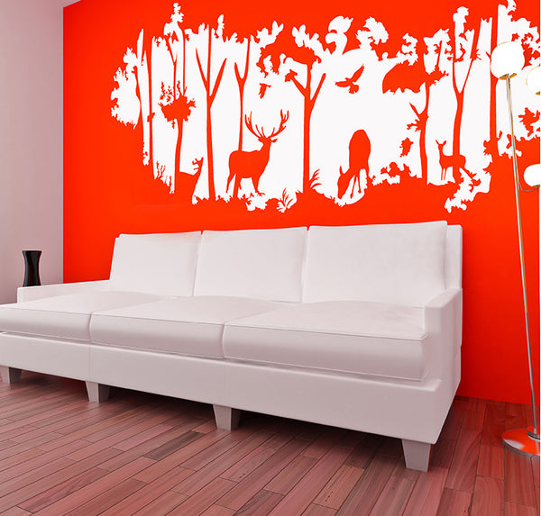 Deer Nursery Wall Decals - WallDecal