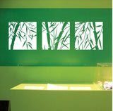 Bamboo pattern Art wall decal-Bamboo Art - WallDecal