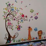 nursery wall sticker wall poster - WallDecal