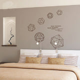 Art Geometry Wall decals