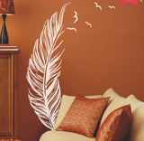 Art Feather Wall Decal-Unique Design - WallDecal