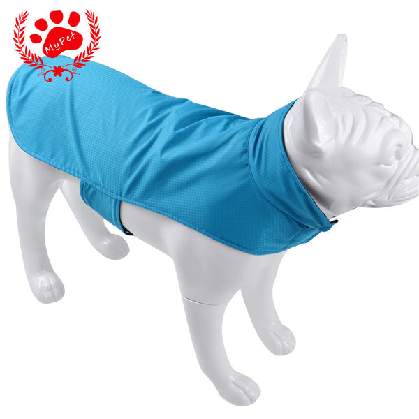 Blackdoggy brand dog warm jacket waterproof outdoor winter clothes for pets rain coat easy to wear ropa para perros VC14-JK044