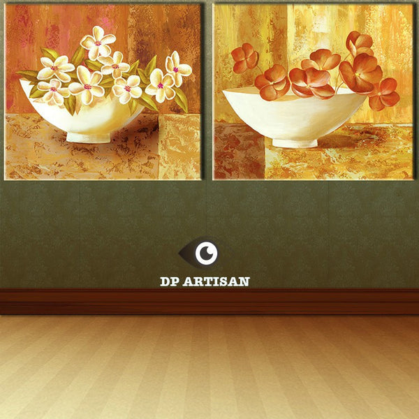 bowls for Hot Sell 2 Panels Modern Wall Painting picture Home Decorative Prints