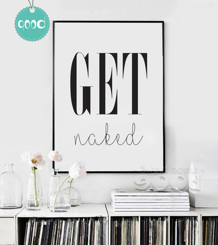 Gorgeous Quote Canvas Art Print Painting Poster, Wall Picture for Home Decoration, Wall Decor YE126