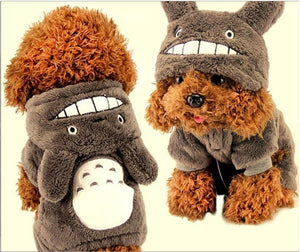 Pet Dog Clothes Teddy Autumn Winter pet coat Pets Clothes dog clothes