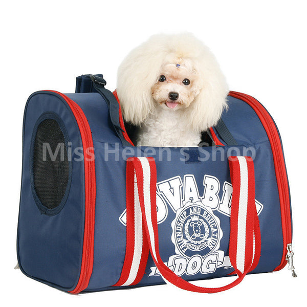 Outdoor Dog Carrier Backpack Casual Dog Bag Travel