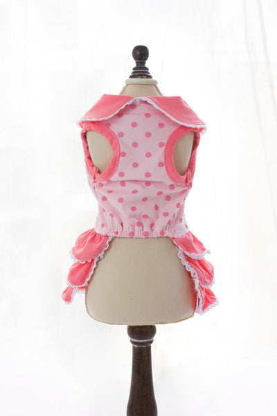 Chihuahua Puppy Summer Dress Falda De Perro Dogs Clothing