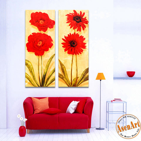 2PCS Combination Wall Painting – EllaSeal