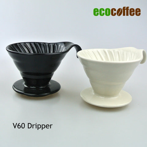 1PC Free Shipping American Coffee Maker V60 Coffee Dripper Coffee Brewer