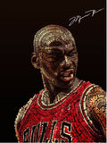 2016  NBA michael jordon poster Home Decor Painting On Canvas Wall Art Prints Decoration for Living Room unframed