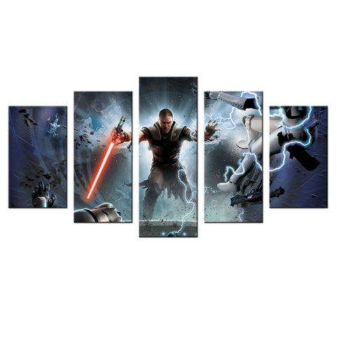Decor Modular HD Pictures Star Wars Poster Canvas Home And Office  Decorations Wall Art Decor Painting ...