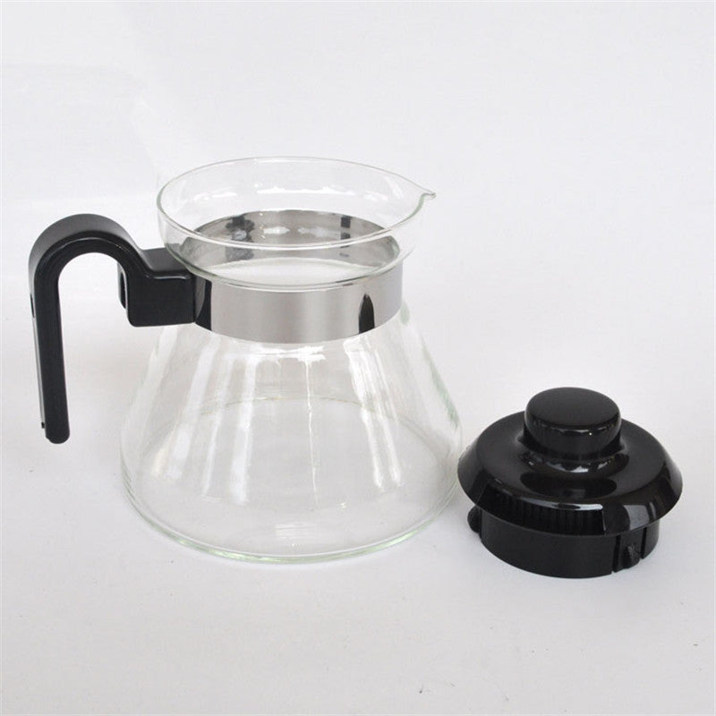 350ML heat-resistant glass coffee pots / Creative kettle coffee percolator and tea pot kitchen tools