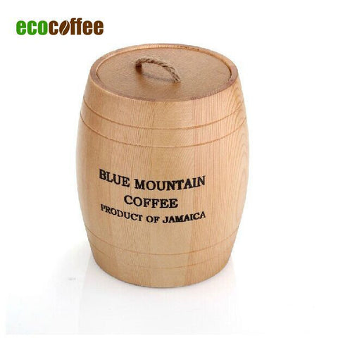 1PC Free Shipping BP-98 Coffee Bran OAK Barrel 1 Pounds