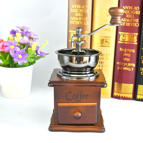1PC BM-132 FREE SHIPPING Espresso Coffee Mill High quality Classic Manual Coffee Grinder