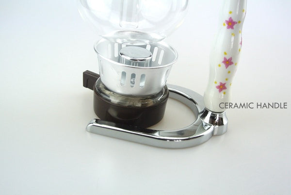 1PC  3Cups Coffee Tea Syphon Makers Coffee Siphon Coffee/Tea  Syphon