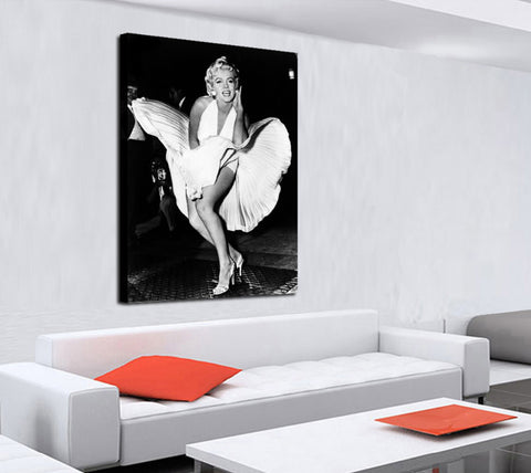 ... 1 Piece Living Room Bedroom Modern Home Art Decoration Marilyn Monroe  Canvas Painting,Wall Painting ...