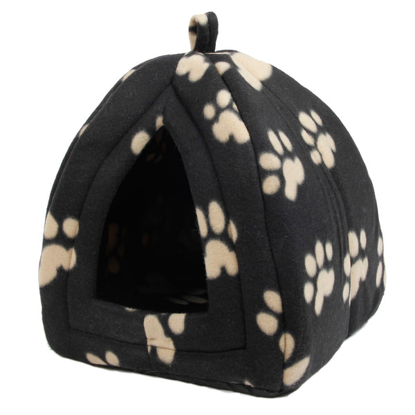 Winter Warm Cotton Dog Bed Pet Dog House Lovely Soft Suitable Pet Cusion Cheap High Quality Products