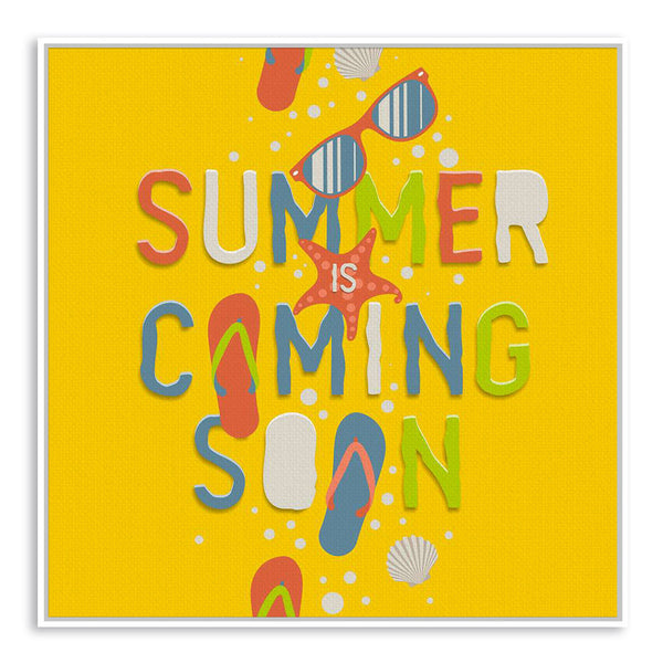 Modern Colorful Summer Typography Quotes Pop Graffiti A4 Art Print Poster Wall Picture Canvas Painting No Frame Beach Home Decor