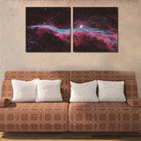 Framed Galaxy Canvas Printings Cuadros Decoracion Wall Pictures For Living Room Modern Paintings Tableau Peinture Sur Toile Hot