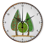 Modern Design Bedroom Decor Wall Clock Fashion Home Decoration Warranty 3 Years More Quiet Home Watch Wall Decor Children Room