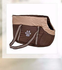 Dog Cat Bag For Travel Leisure Soild Pet Carrier Pattern Paw Prints Suitable Small/Middle Dog Puppy Pet Product Wholesale Retail