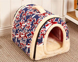 New Fashion Circular House Can Unpick And Wash Dog House Pet Products House Pet Beds for Small Medium Dog GP160107-6