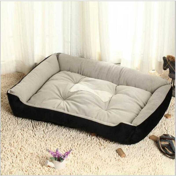 Double Sided Available Big Size Extra Large Dog Bed Mat Soft Pet Dog Cat Warm Bed Kennel s-xl