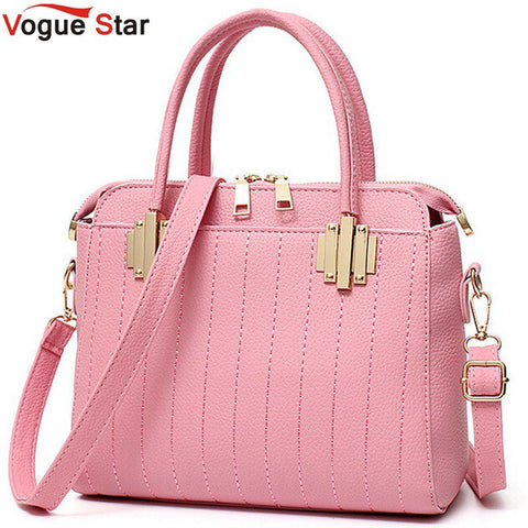 Vogue Star women leather handbags famous brands messenger bags for women pouch bolsa purse and handbag ladies shoulder bag LA157