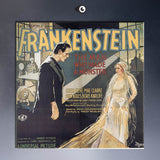 FRANKENSTEIN, BORIS KARLOFF, MAE CLARKE, 1931 MOVIE Art Print  poster  on canvas for wall decoration