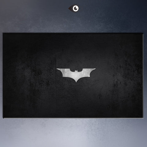 Free shipment batman_logo movie poster  Art Picture Paint on Canvas Prints