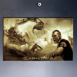 Free shipment 2010_clash_of_the_titans-7 movie poster  Art Picture Paint on Canvas Prints