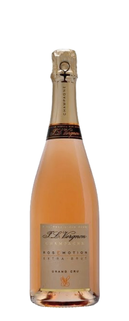 J.L. Vergnon Rosémotion Grand Cru Extra Brut NV