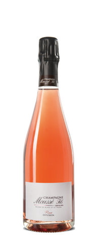 Mousse Fils Effusion Rose