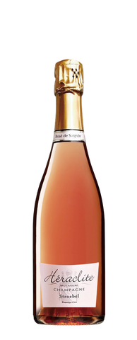 Stroebel Heraclite Rose Brut Nature
