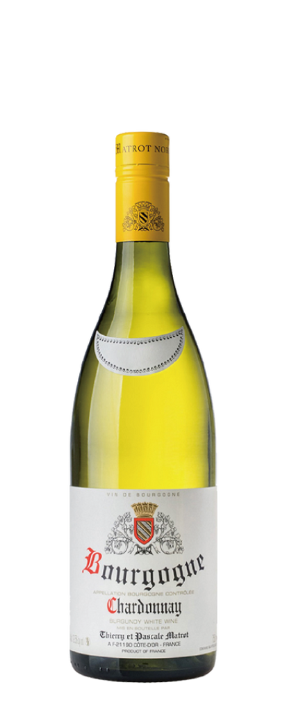 Thierry & Pascale Matrot Bourgogne Chardonnay