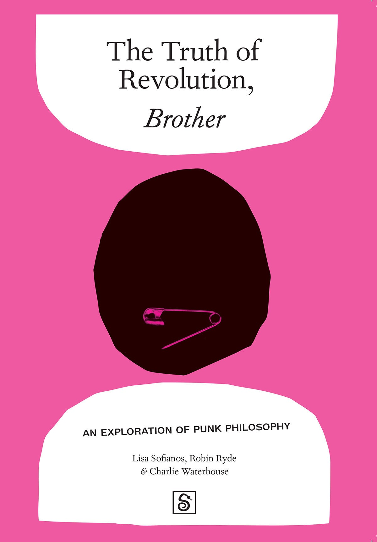 <i> The Truth of Revolution, Brother</i> Paperback edition