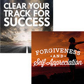 Success, Forgiveness & Self Appreciation Bundle