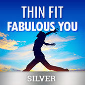 Thin Fit Fabulous You - Silver