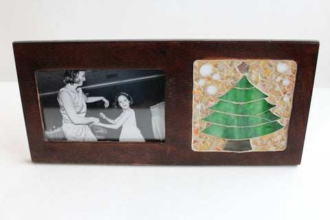 Christmas Tree Photo Frame