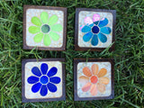 Flower Coaster Set (More Colors)