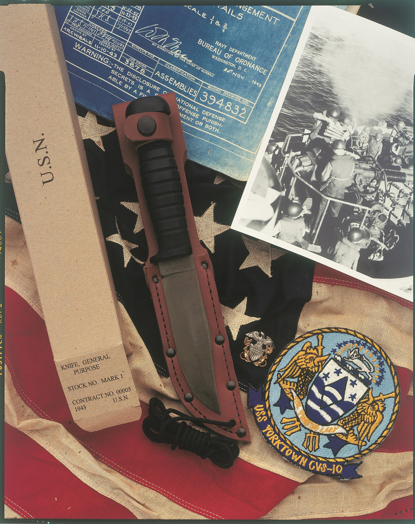 History of Mark 1 Navy knife, part 1 of 3 – Colonial Outdoor
